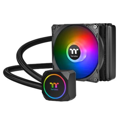 En ucuz Thermaltake TH120 ARGB 120mm Intel-AMD Uyumlu Sıvı Soğutucu  Fiyatı