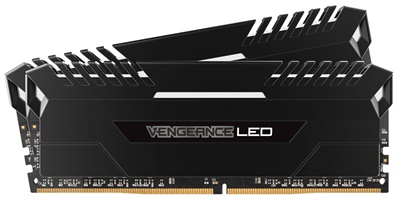 Corsair 16GB(2x8) Vengeance Led Siyah 3000mhz CL15 DDR4  Ram (CMU16GX4M2C3000C15)