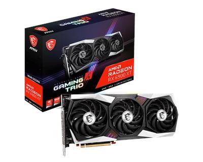 MSI Radeon RX 6900 XT Gaming X Trio 16G 16GB GDDR6 256 Bit Ekran Kartı