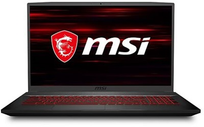 En ucuz MSI GF75 Thin 10SCXR-046XTR i7-10750H 8GB 1TB 256GB SSD 4GB GTX1650 17.3 Dos Notebook  Fiyatı