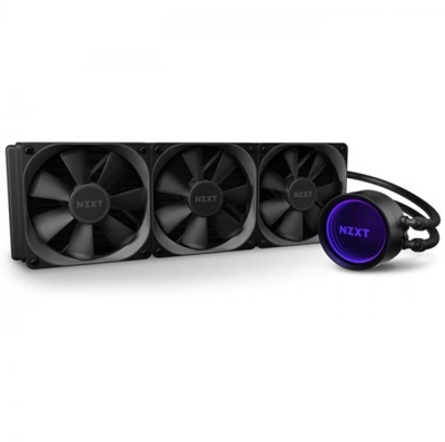 NZXT Kraken X73 360 mm Intel-AMD Uyumlu Sıvı Soğutucu