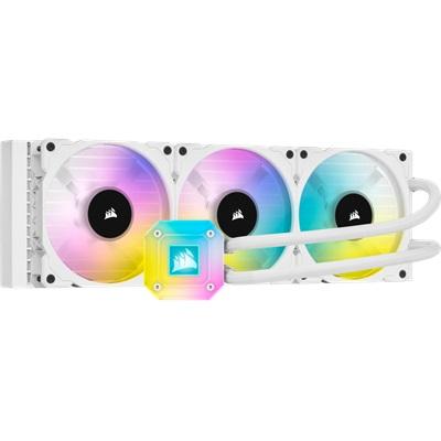 Corsair iCUE H150i Elite Capellix RGB Beyaz 360 mm Intel-AMD Uyumlu Sıvı Soğutucu