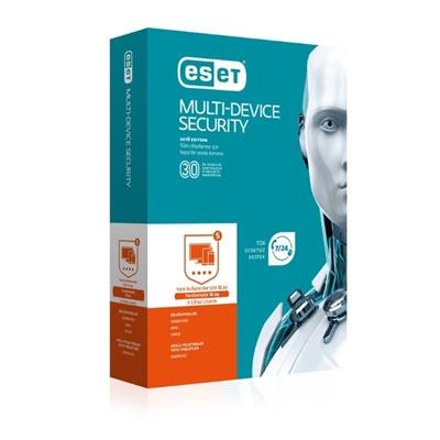Eset Multi Device Security 5 Kullanıcı 1 Yıl Lisanslı Antivirüs