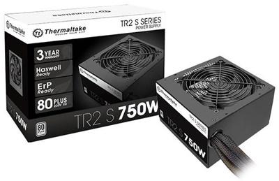 Thermaltake 750W TR2 S Serisi 80+  Güç Kaynağı