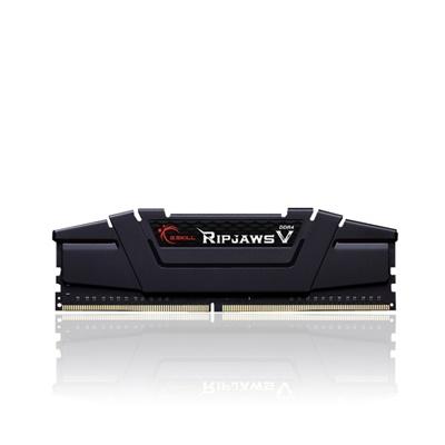 G.Skill 8GB RipjawsV Siyah 3200mhz CL16 DDR4  Ram (F4-3200C16S-8GVKB)