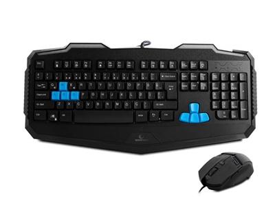 En ucuz Everest Rampage KM-R10 Gaming Klavye + Mouse Set   Fiyatı