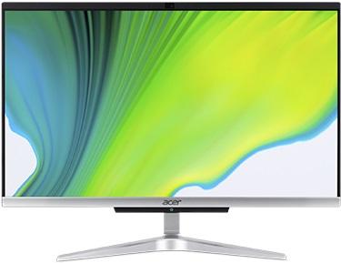 En ucuz Acer Aspire C22-963 i5-1035G 8GB 256GB SSD 21.5 Dos AIO PC Fiyatı