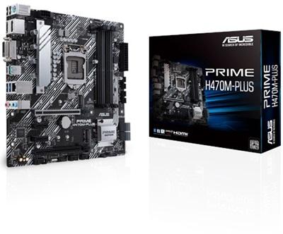 En ucuz Asus Prime H470M-Plus 2933mhz(OC) RGB M.2 1200p mATX Anakart Fiyatı