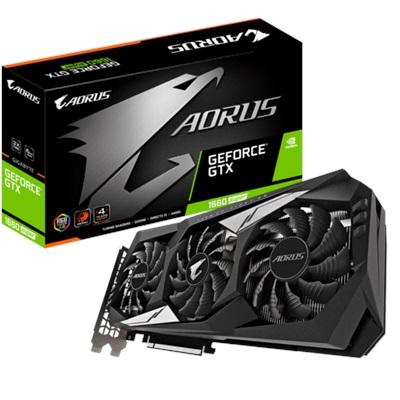 Gigabyte GeForce GTX 1660 Super Aorus 6G 6GB GDDR6 192 Bit Ekran Kartı