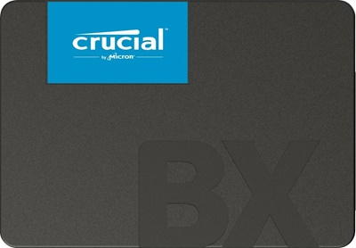 Crucial 240GB BX500 Okuma 540MB-Yazma 500MB SATA SSD (CT240BX500SSD1)