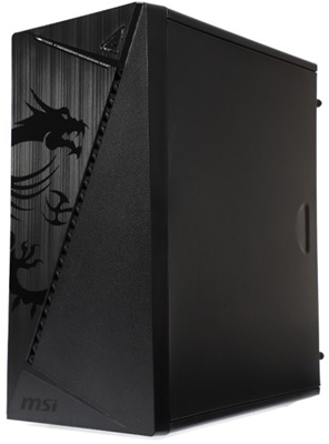 MSI MAG Shield M300 USB 3.2 mATX Mid Tower Kasa