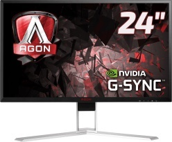 "En ucuz Aoc 23,8"" Agon AG241QG 1ms 165hz HDMI,DPPort 2K G-Sync Gaming Monitör Fiyatı"