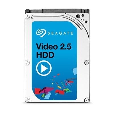 Seagate 500GB Video 16MB 5400rpm (ST500VT000) Notebook Disk