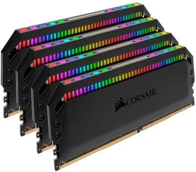Corsair 32GB(4x8) Dominator Platinum RGB 3600mhz CL16 DDR4  Ram (CMT32GX4M4K3600C16)