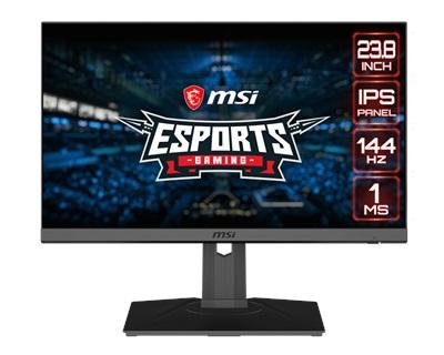 "MSI 23.8"" Optix MAG245R 1ms 144hz HDMI,DisplayPort Gaming Monitör"