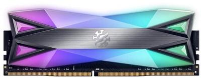 En ucuz XPG 8GB Spectrix D60G RGB 3000mhz CL16 DDR4  Ram (AX4U300038G16A-ST60)      Fiyatı