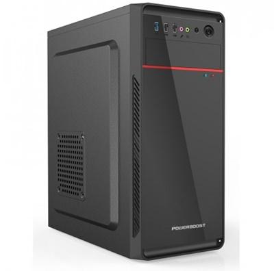 En ucuz PowerBoost VK-1626 350W USB 3.0 ATX Mid Tower Kasa  Fiyatı