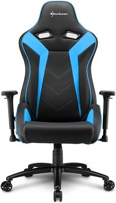 Sharkoon Elbrus3 Mavi/Siyah Oyuncu Koltuğu
