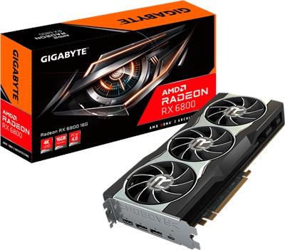 Gigabyte Radeon RX 6800 16G 16GB GDDR6 256 Bit Ekran Kartı