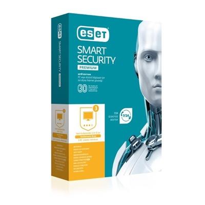 Eset Smart Security Premium 3 Kullanıcı 1 Yıl Lisanslı Antivirüs
