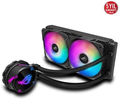 Asus Rog Strix LC240 RGB 240 mm Intel-AMD Uyumlu Sıvı Soğutucu