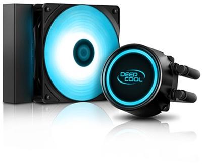 En ucuz Deep Cool Gammaxx L120T Blue 120mm Intel-AMD Uyumlu Sıvı Soğutucu  Fiyatı