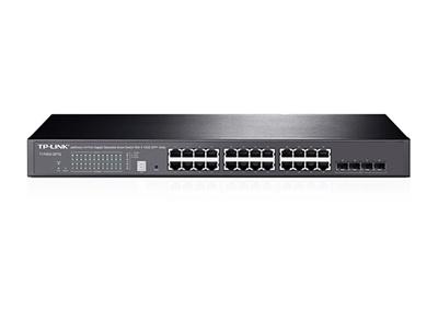 En ucuz Tp-Link T1700G-28TQ 24 Port Gigabit Yönetilebilir Switch Fiyatı