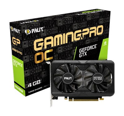 En ucuz Palit GeForce GTX1650 Super GP OC 4GB GDDR6 128 Bit Ekran Kartı Fiyatı