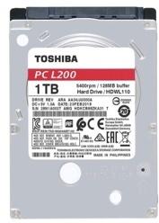 Toshiba 1TB L200 USB 3.0 2.5 (HDWL110UZSVA) Taşınabilir Disk
