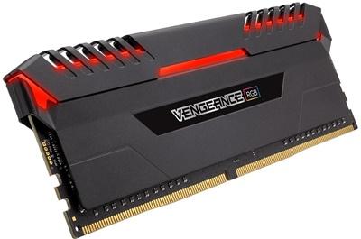 En ucuz Corsair 16GB(2x8) Vengeance RGB Siyah 2666mhz CL15 DDR4  Ram (CMR16GX4M2A2666C16) Fiyatı