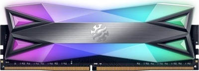 En ucuz XPG 8GB Spectrix D60G 3200mhz CL16 DDR4  Ram (AX4U320038G16A-ST60) Fiyatı
