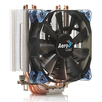 Aerocool Verkho4 120 mm Intel-AMD Uyumlu Hava Soğutucu