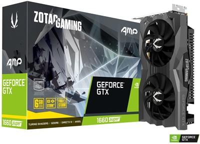 Zotac GeForce GTX 1660 Super Gaming AMP 6GB GDDR6 192 Bit Ekran Kartı