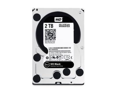 WD 2TB Black 64MB 7200rpm (WD2003FZEX) Harddisk