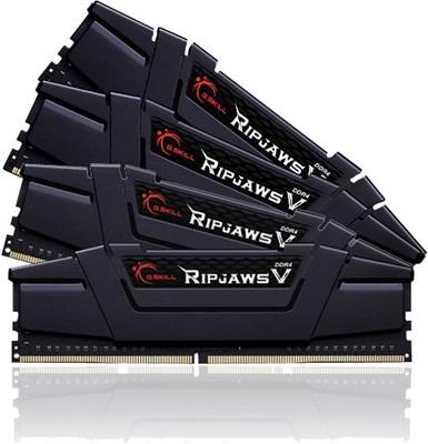 G.Skill 128GB(4x32) Ripjaws V 3200mhz CL16 DDR4  Ram (F4-3200C16Q-128GVK)