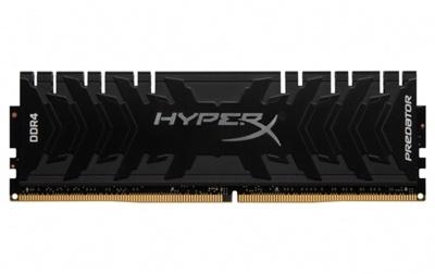 En ucuz Kingston 8GB HyperX Predator 4000mhz CL19 DDR4  Ram (HX440C19PB3/8) Fiyatı