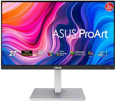 "Asus 27"" ProArt PA278CV 5ms 75hz HDMI,DisplayPort,USB-C 2K Monitör"