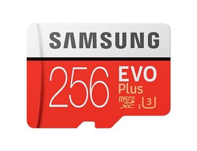 En ucuz Samsung 256GB MicroSDXC Evo Plus 100MB/s U3 Class 10 Hafıza Kartı (MB-MC256GA/EU) Fiyatı
