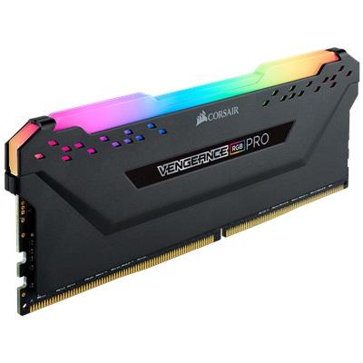 En ucuz Corsair 8GB Vengeance RGB Pro 3200mhz CL16 DDR4  Ram (CMW8GX4M1Z3200C16) Fiyatı