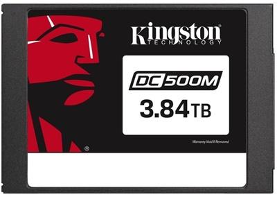 En ucuz Kingston 3.84TB DC500M Okuma 555MB-Yazma 520MB SATA SSD (SEDC500M/3840G) Fiyatı