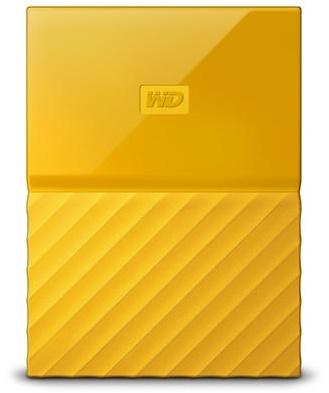 WD 1TB My Passport Sarı USB 3.0 2,5 (WDBYNN0010BYL-WESN) Taşınabilir Disk