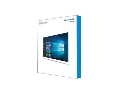 Microsoft Windows 10 Home İngilizce Kutu 32-64 Bit İşletim Sistemi (KW9-00477)