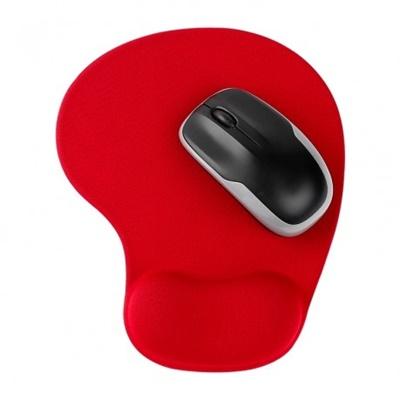 En ucuz Hiper HMP-K20 Jel Bilek Destekli Kırmızı Mousepad   Fiyatı