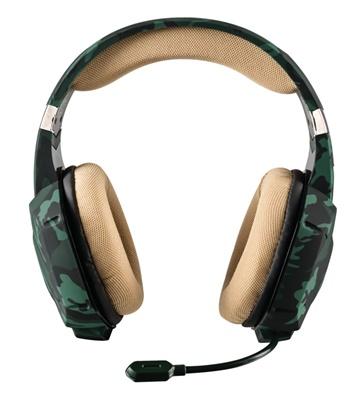 Trust GXT322C 20865  Yeşil Gaming Kulaklık