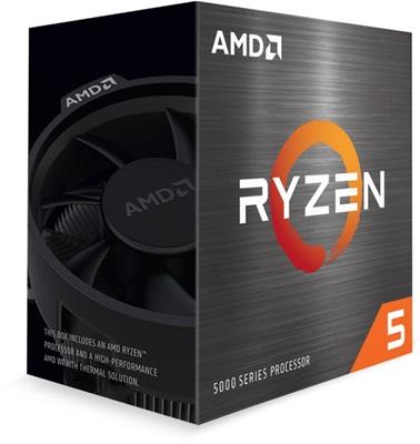 AMD Ryzen 5 5600X 3.70 Ghz 6 Çekirdek 35MB AM4 7nm İşlemci