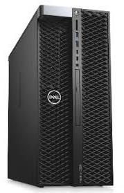 En ucuz Dell Precision T5820 Xeon W-2104 8GB 256GB SSD 1GB NVS 310 Windows 10 Pro Workstation PC Fiyatı