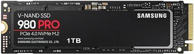 Samsung 1TB 980 PRO NVMe Okuma 6900MB-Yazma 5000MB M.2 SSD (MZ-V8P1T0BW)