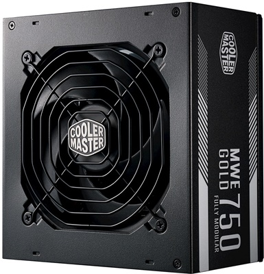 Cooler Master 750W MWE 80+ Gold Tam Modüler Güç Kaynağı