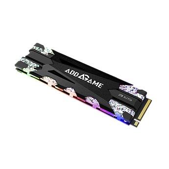 Addlink 1TB X70 NVMe Okuma 3400MB-Yazma 3000MB RGB M.2 SSD (AD1TBX70M2P)