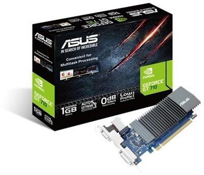 En ucuz Asus GeForce GT710 SL-1GD5 1GB GDDR5 32 Bit Ekran Kartı Fiyatı